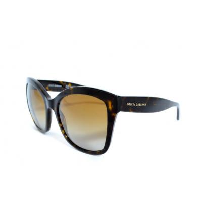 Dolce & Gabbana DG 4240 Occhiali da Sole Donna Farfalla Acetato Polarizzato